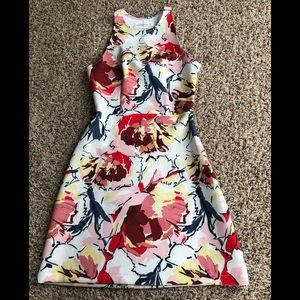 Abercrombie Fitch floral Dress XS